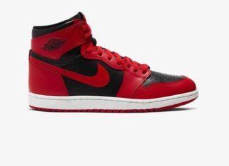 'Banned' Reverse Air Jordan 1 Hi 85: Michael Jordan's Shoes Were Too Hot For The NBA!