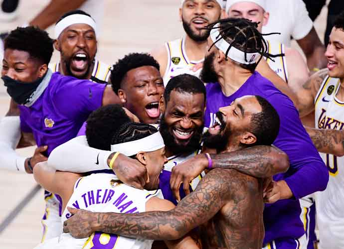 LeBron James Says Lakers Can 'Absolutely' Repeat As NBA Champions