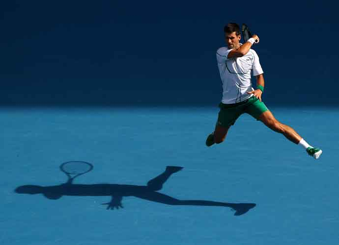 Novak Djokovic Notches Historic Win At Wimbledon