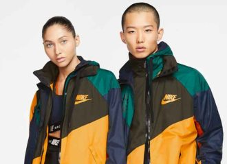 Sacai & Nike Collaborate On Colorful Outwear Collection
