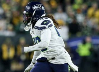 Seahawks' Linebacker Shaquem Griffin Records First NFL Sack