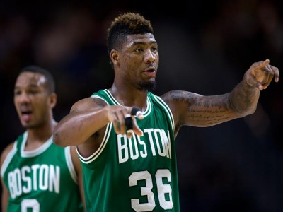 Celtics' Marcus Smart & 2 Lakers' Players Diagnosed With Coronavirus