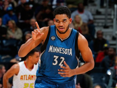 """Karl-Anthony Towns Claims He's """"Lucky To Be Alive"""" After Highway Crash [VIDEO]"""