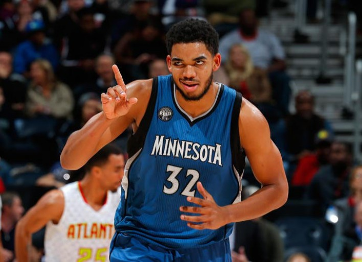 Karl-Anthony Towns, Kristaps Porzingis Among First-Time Reserves For NBA All-Star Game 2018