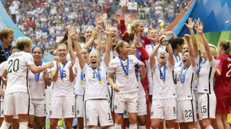 United States Win 2015 FIFA Women's World Cup