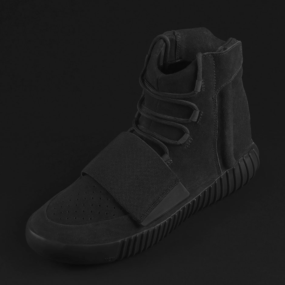 best service 8d538 257a1 Get The Gear: All-Black Yeezy Boost 750 Set For Release ...